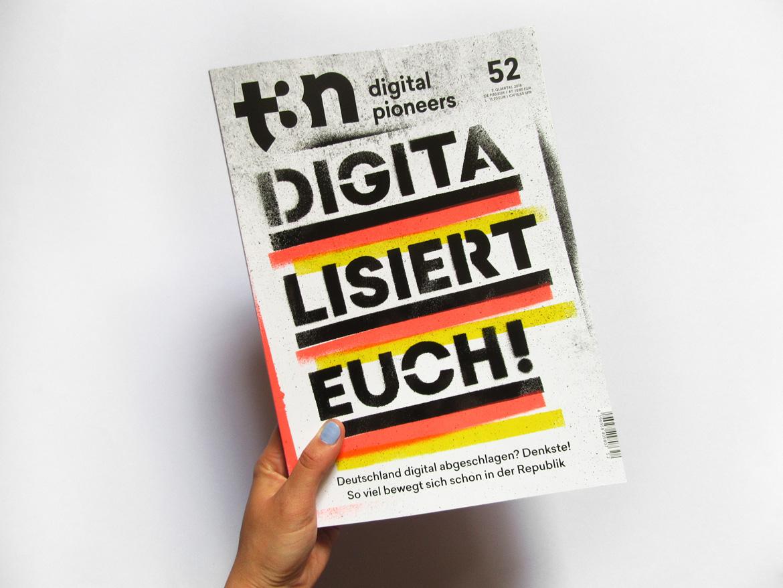 Egger Andrea Gastartikel t3n Magazin Ausgabe 52, 2018 Empathie im Webdesign